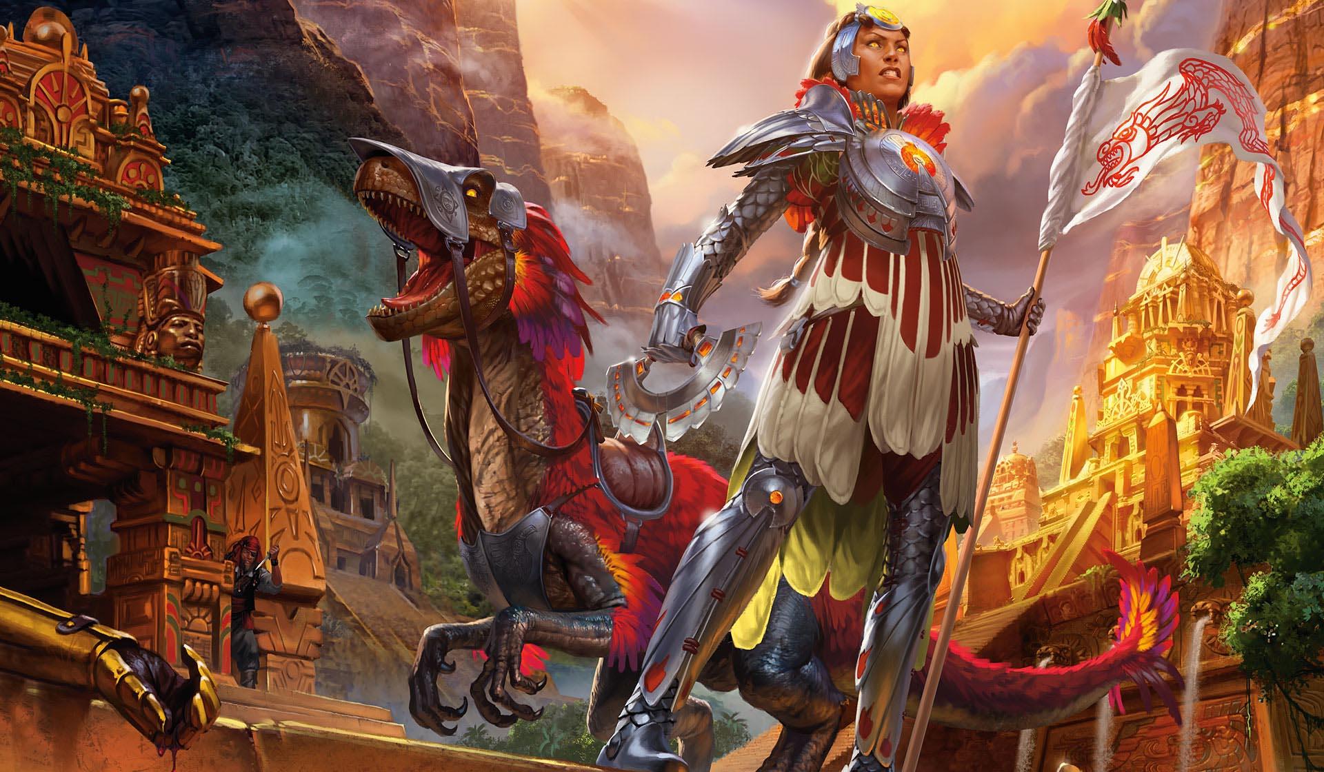 Magic Story Ita Ixalan - La ricerca di Orazca